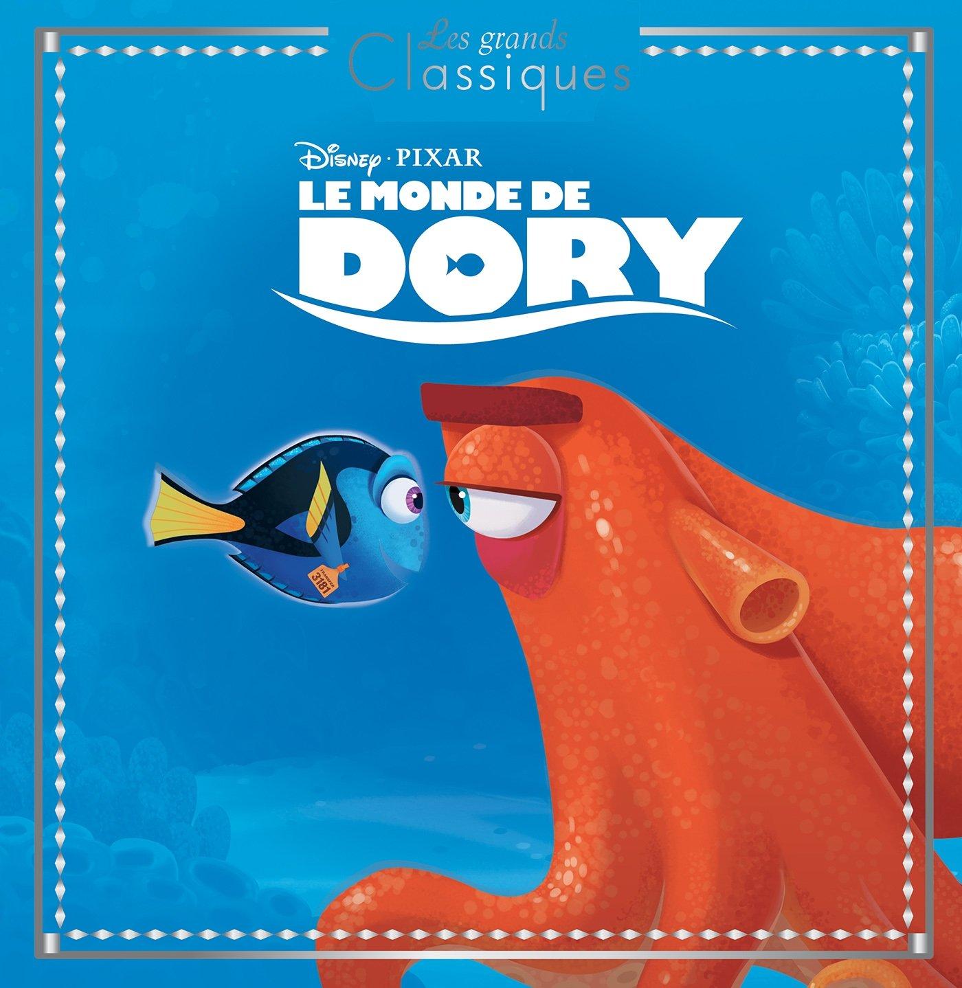LE MONDE DE DORY - Les Grands Classiques Disney Broché – 1 juin 2016 Sophie Koechlin 2012804365 Albums Films disney