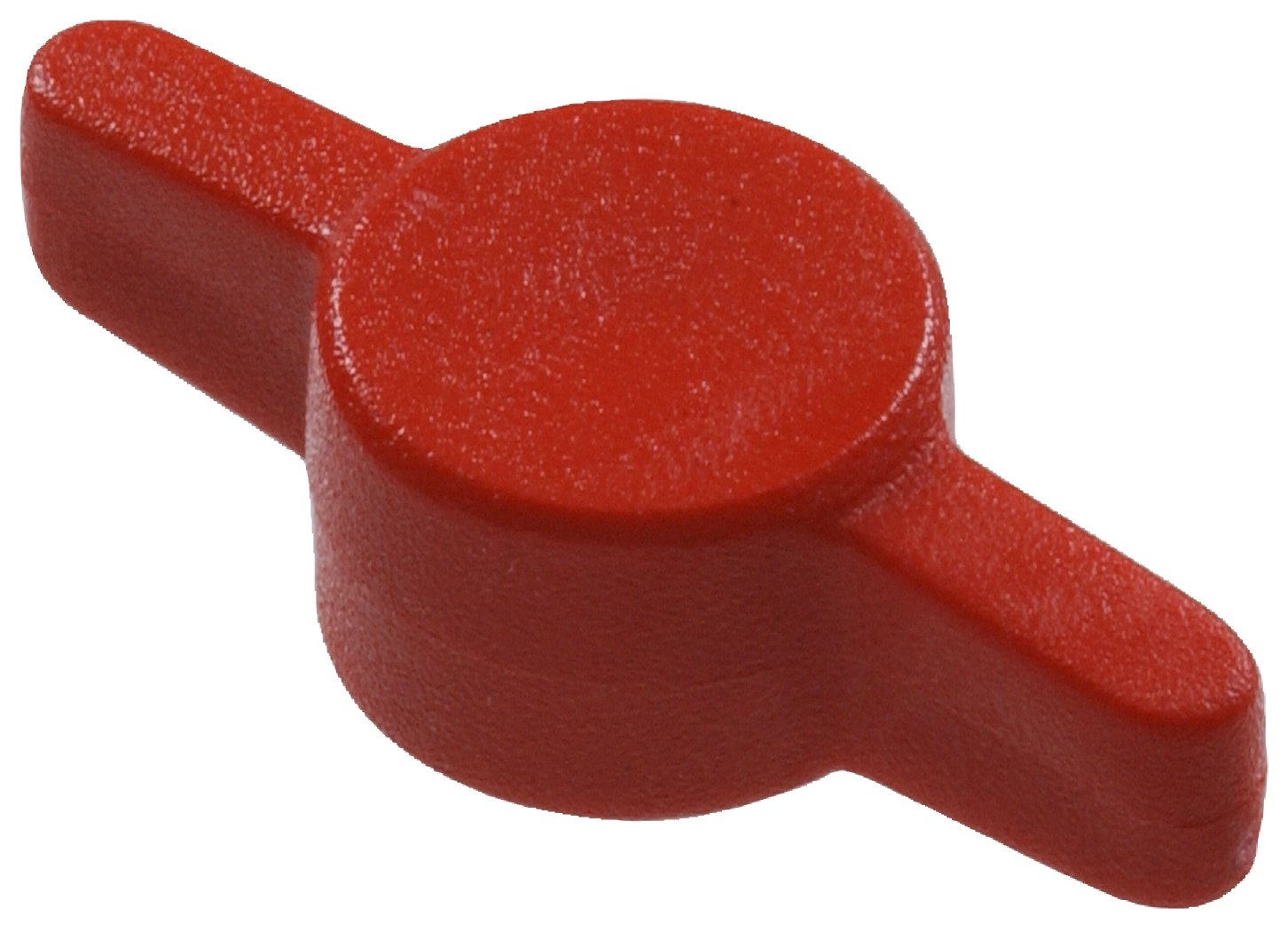 Red Nylon 5-Pack 1//4-Inch The Hillman Group 59178 Wing Knob