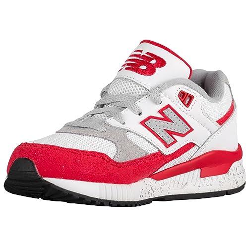 Kl530rgp Sneaker Scarpe Balance Lacci Bambino Ragazzo New Bianco 530 7qYAwXOp