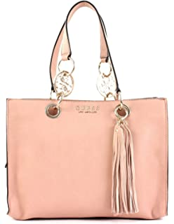 GUESS Tamra Shoulder Bag Taupe: Amazon.co.uk: Shoes & Bags