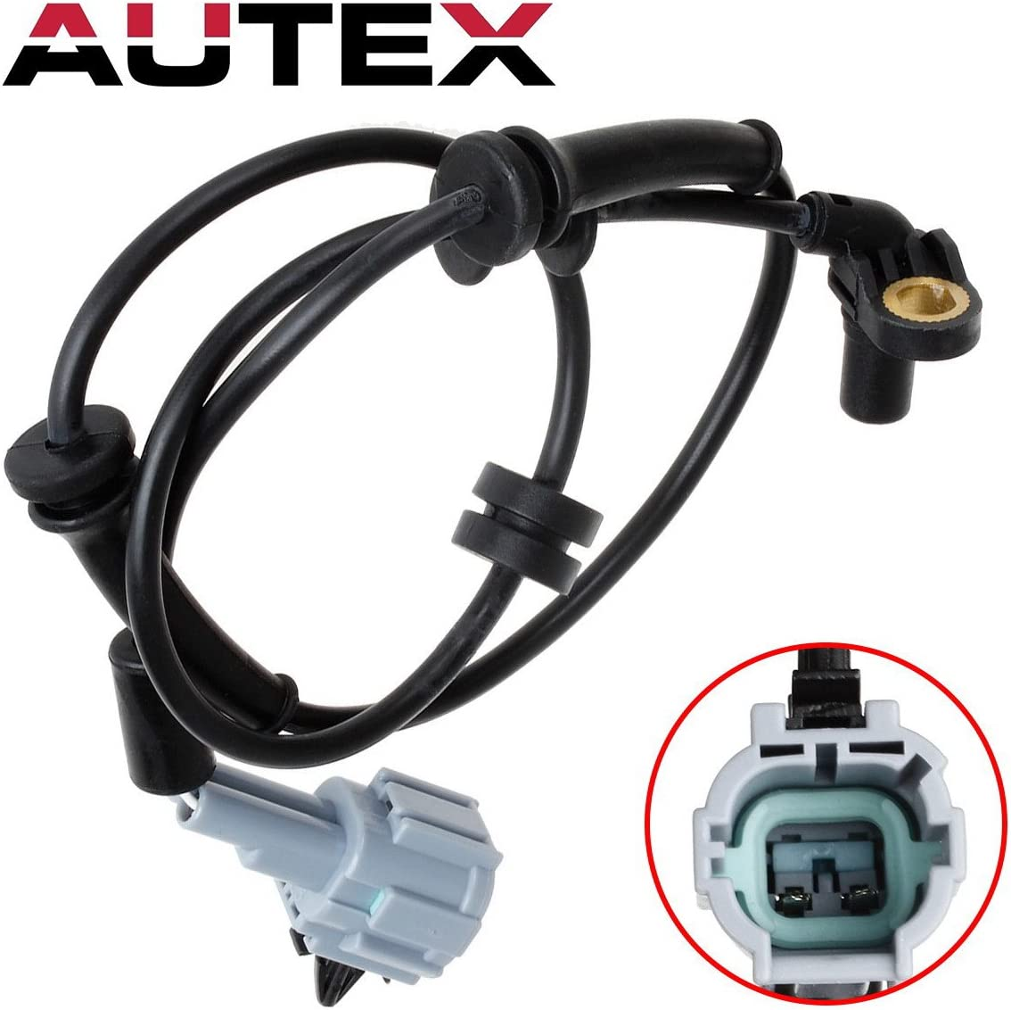 AUTEX 1pc ABS Wheel Sd Sensor Front Left/Right 479107S025 ALS621 5S10760 on