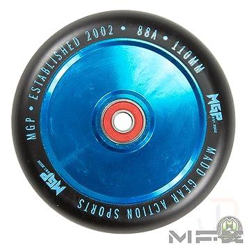 Madd Gear MFX - Ruedas Huecas para Patinete de 110 mm, Color ...