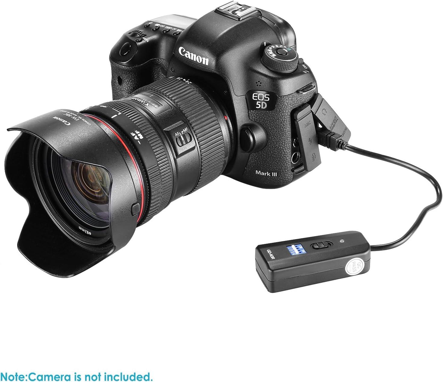 BestDealUK inalámbrico Disparador Remoto para Nikon D3100 D7000 ...