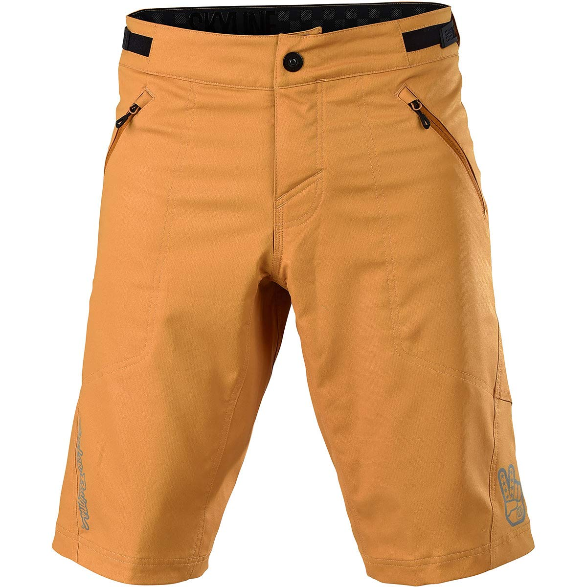 Troy Lee Designs Skyline Short - Men's Bourbon, 34 by Troy Lee Designs