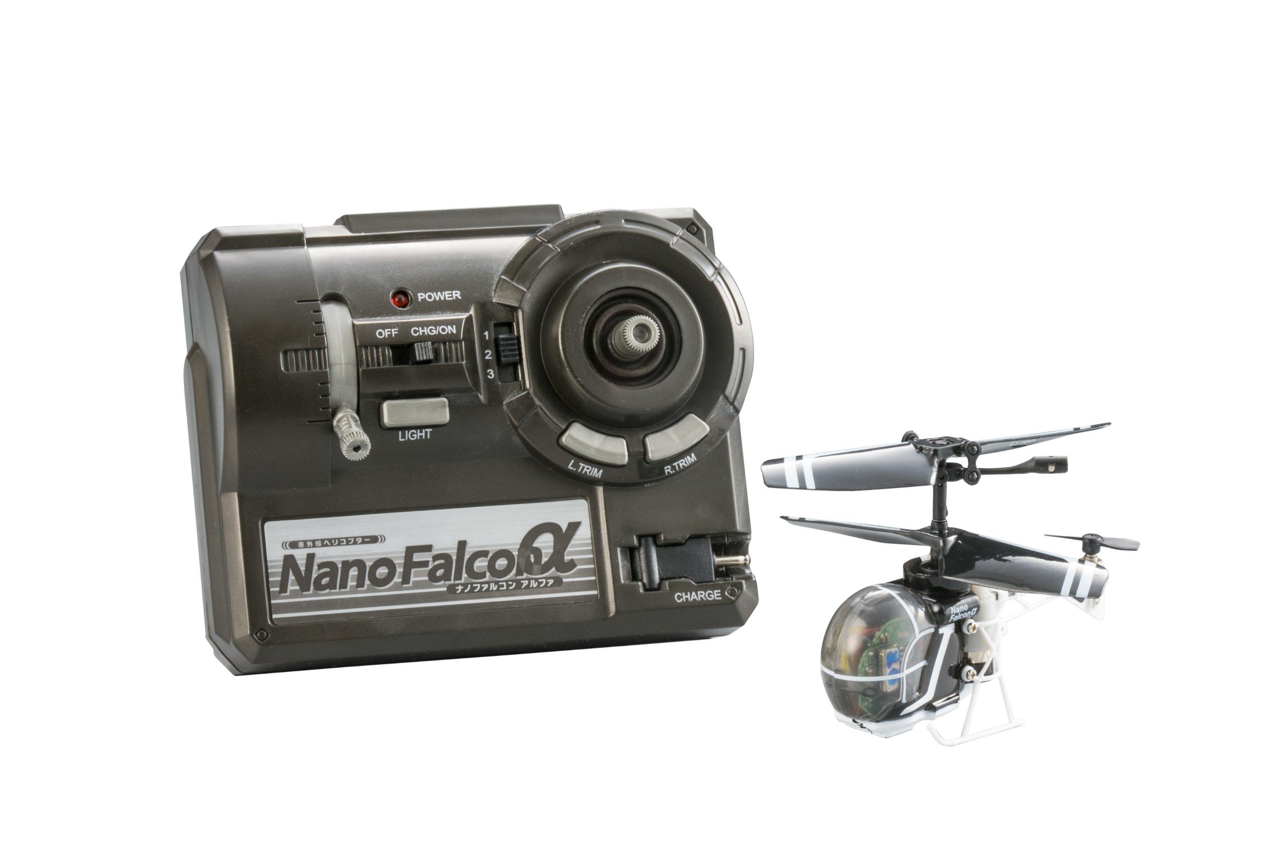 Infrared Helicopter NANO-FALCONƒ¿ nano Falcon alpha