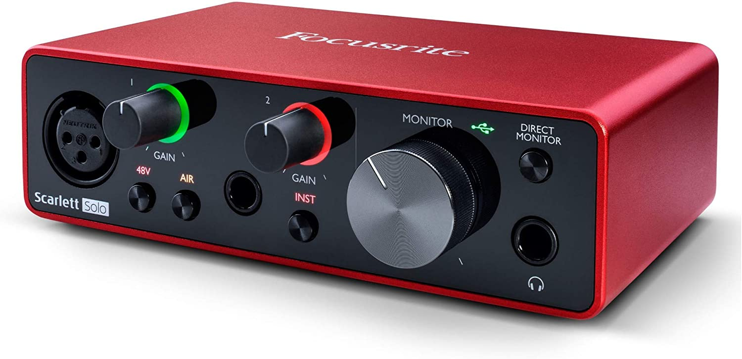 Focusrite-Scarlett-Solo-3rd-Gen-USB-Audio-Interface