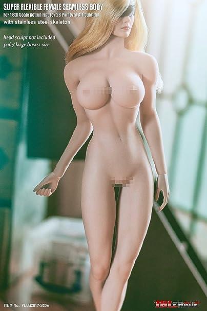 R・DOLL 【TBLeague】 1/6 フィギュア ドール 素体 ボディ 女性 超柔軟性・シームレス TBリーグ female super flexible seamle...