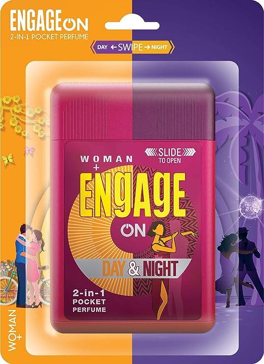 ENGAGE MAN CITRUS Fresh Pocket Perfume