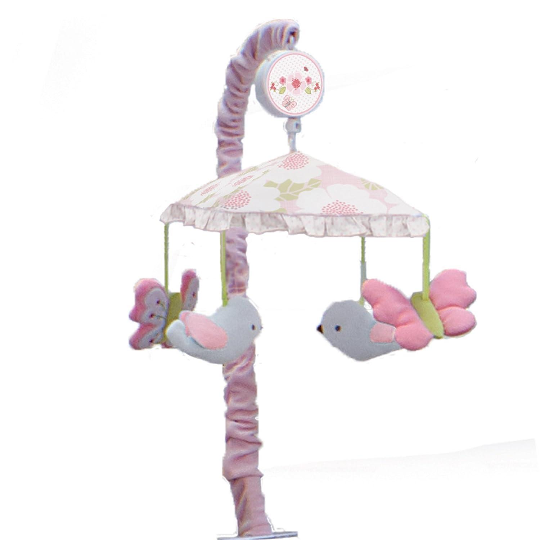 Baby bed mobile - Amazon Com Nurture Imagination Baby Musical Mobile Swing Nursery Mobiles Baby