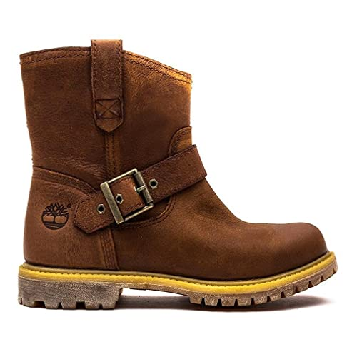 Timberland 6In Premium Pull On Dark, Botines para Mujer, Marrón, 37 EU: Amazon.es: Zapatos y complementos