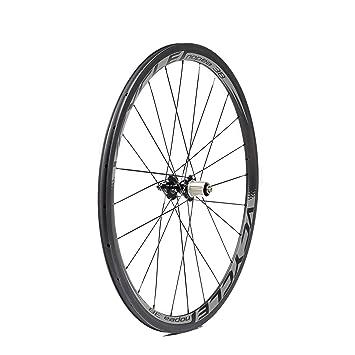 VCYCLE Nopea 700C 38mm Fibra de Carbono Bicicleta Ruedas Remachador 23mm Ancho Shimano o Sram 8/9/10/11 Velocidades (Rueda Trasera): Amazon.es: Deportes y ...