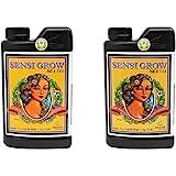 Advanced Nutrients pH Perfect Sensi Grow Part A+B Soil Amendments, 1 L