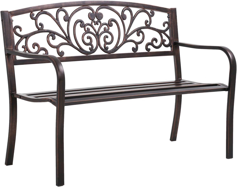 Outdoor Garden Bench, 50