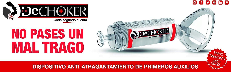 Dechoker - dispositivo médico anti-atragantamiento (Niños)