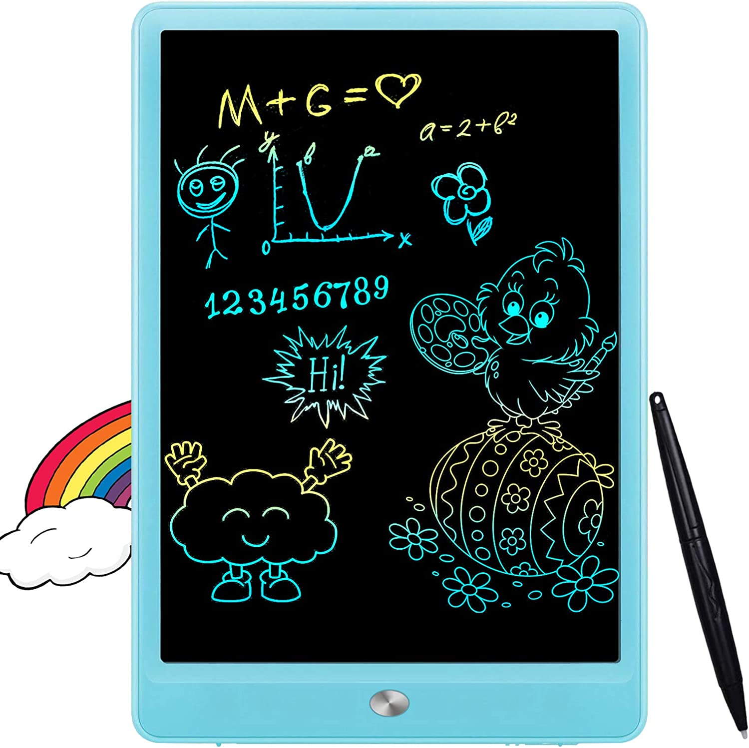 CZYCO Single Color LCD Writing Pad Digital Drawing Tablet Electronic Graphic 10 Inch