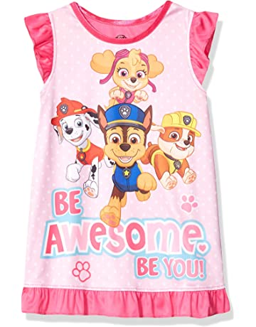 327c2d02f Nickelodeon Toddler Girls' Paw Patrol Nightgown