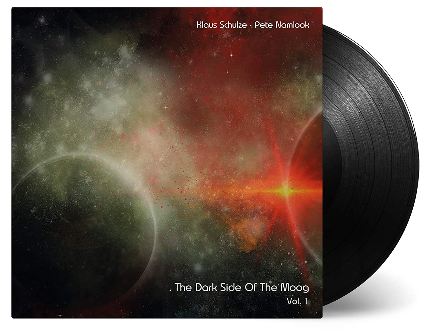 Dark Side Of The Moog Vol 1: Wish You Where There