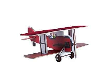 Hape The Little Prince Plane Toy Figure