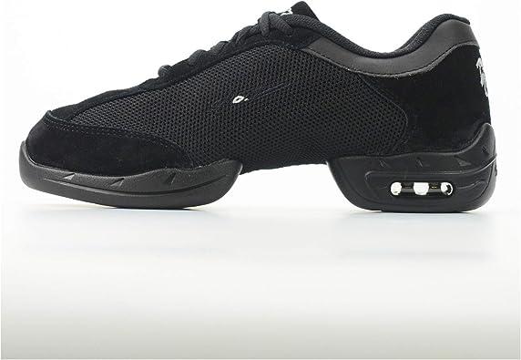 Skazz Low Top Split-Sole Dance Sneakers