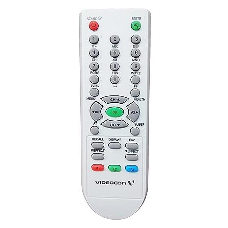 Sharp Plus Original Videocon Crt Tv Remote Amazonin Electronics