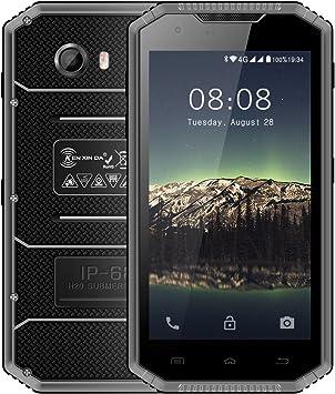 & # x3010; robusto teléfono móvil & # x3011; KENXINDA W7, Android ...