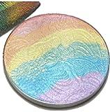 YABINA Rainbow Highlighter Eyeshadow Mineral Sleek Powder 3D Naked Smoky Bronzer Blush Contour Palette