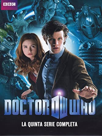Amazon Com Doctor Who Stagione 05 4 Dvd Christopher Ecclestone David Tennant Movies Tv