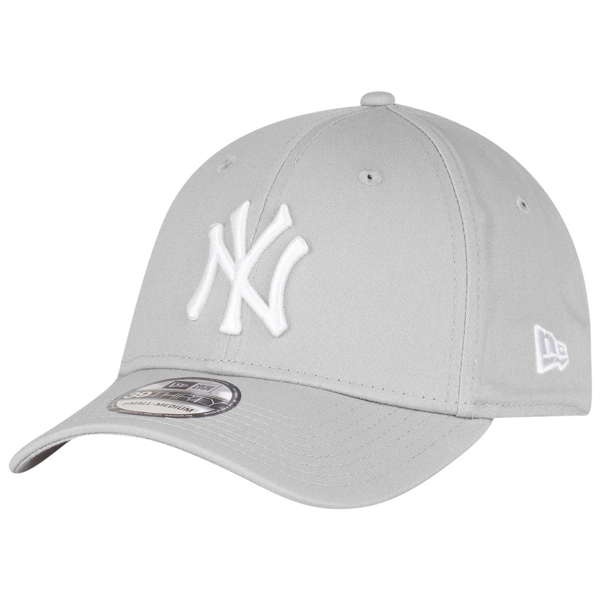 New Era Herren Baseball Cap Mü tze M/LB Basic NY Yankees 39Thirty Stretch Back, 102982