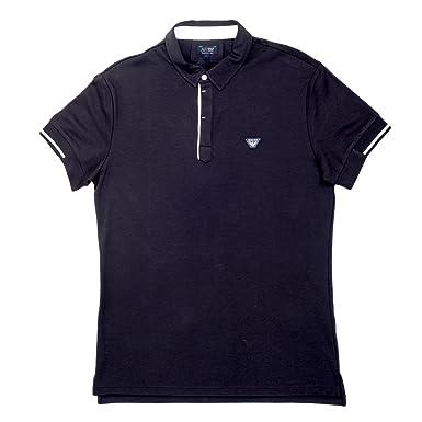 48043aa5ce55 Armani Jeans - Polo - Homme Bleu Bleu  Amazon.fr  Vêtements et ...