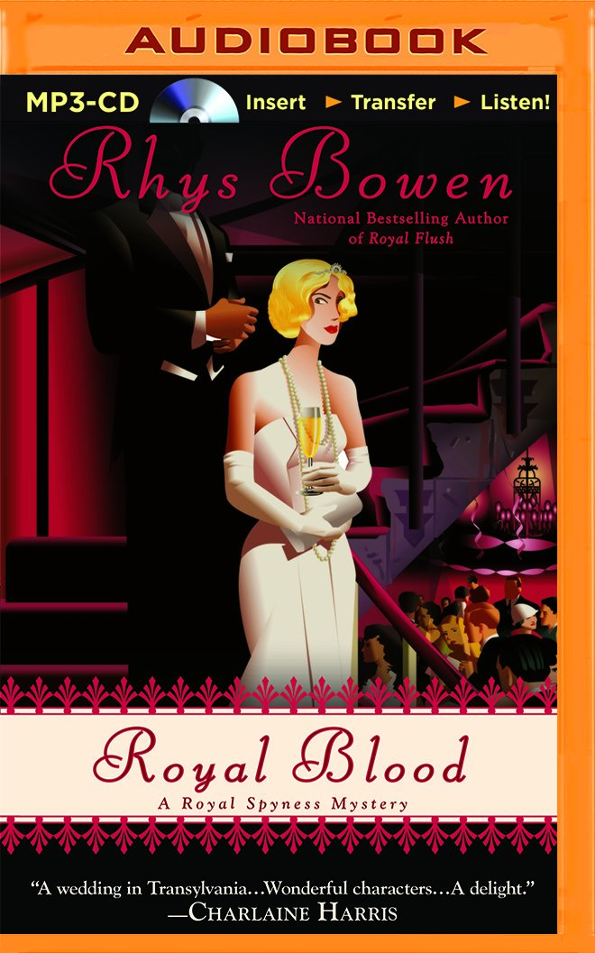 Read Online Royal Blood (Royal Spyness) PDF ePub fb2 ebook