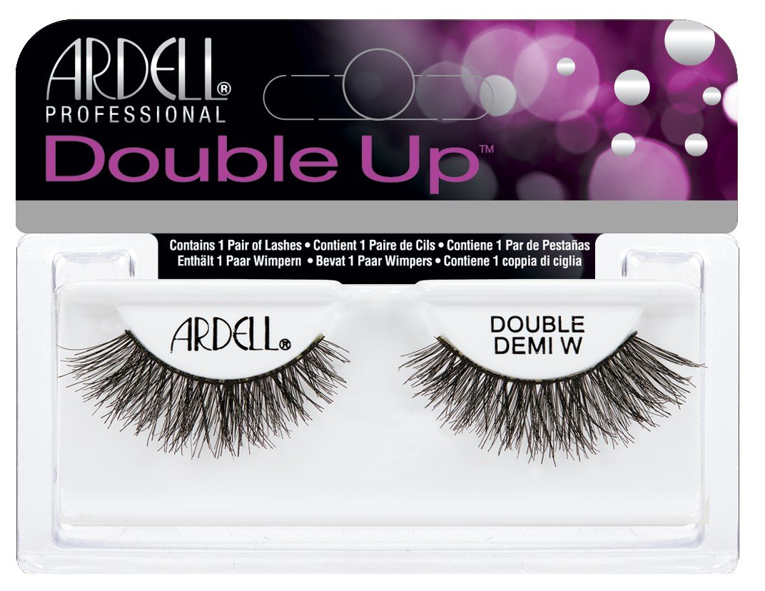 Ardell Double Up Demi Wispies Black (6 Pack)