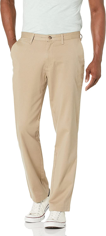 NAUTICA Men/'s Stretch Soft Twill Classic Fit Deck Pants 38x32 NAVY  NWT