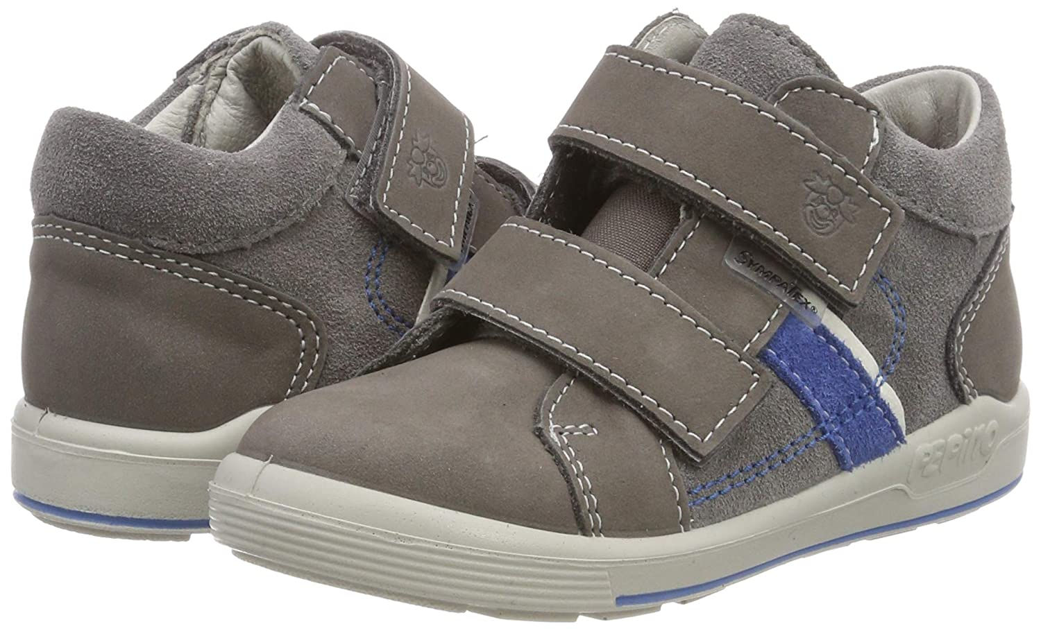 Ricosta Boys/' Laif Hi-Top Trainers