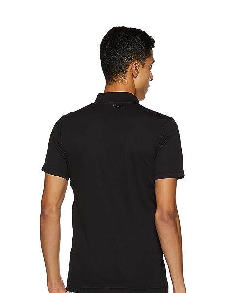 adidas Club Tex de Manga Corta Polo de Camiseta: Amazon.es: Ropa y ...