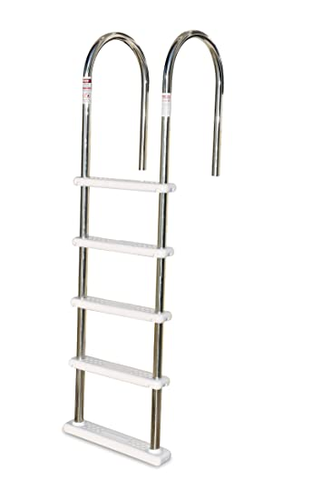 swimline above ground in pool ladder