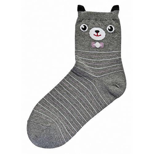 Joe Cool calcetines de gatos y ovillos de fabricado en algodón de rayas: Joe Cool: Amazon.es: Joyería