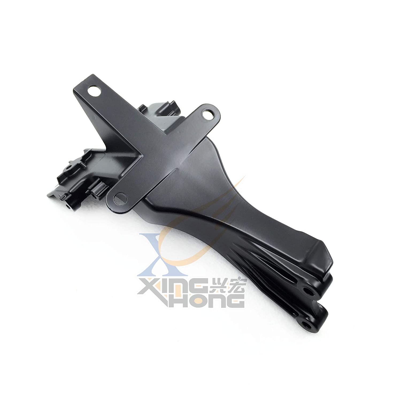 Black Upper Stay Cowl Bracket Fairing Bracket For Compatible with 2006-2011 Kawasaki Ninja ZX-14 ZX1400 NBX ZX-14R