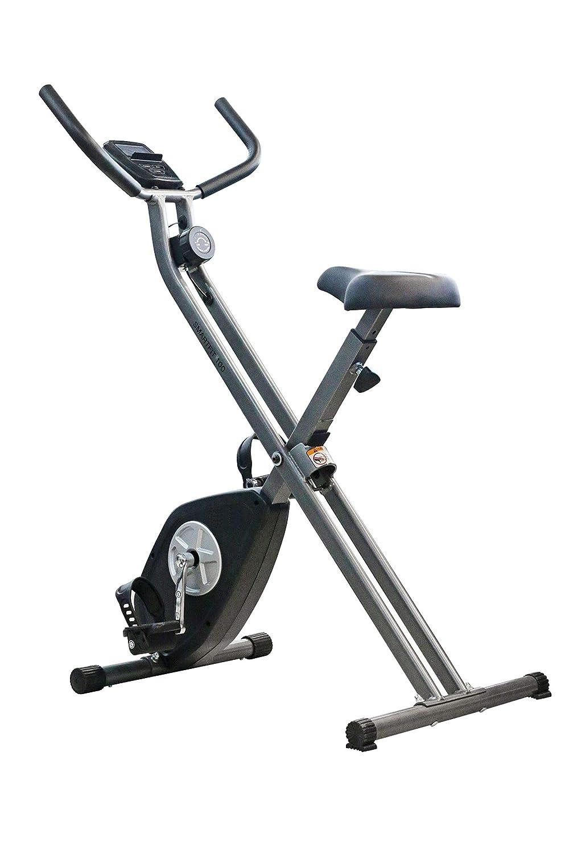 CADENCE Unisex - Bicicleta estática plegable SMARTFIT 100, negro y ...