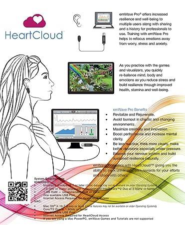Amazon.com  HeartMath emWave Pro  Health   Personal Care 1a4f638967e