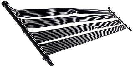 Nemaxx Calentador Solar SH6000 6 m - Calefacción Solar para Piscina, Calefacción Solar, Piscina