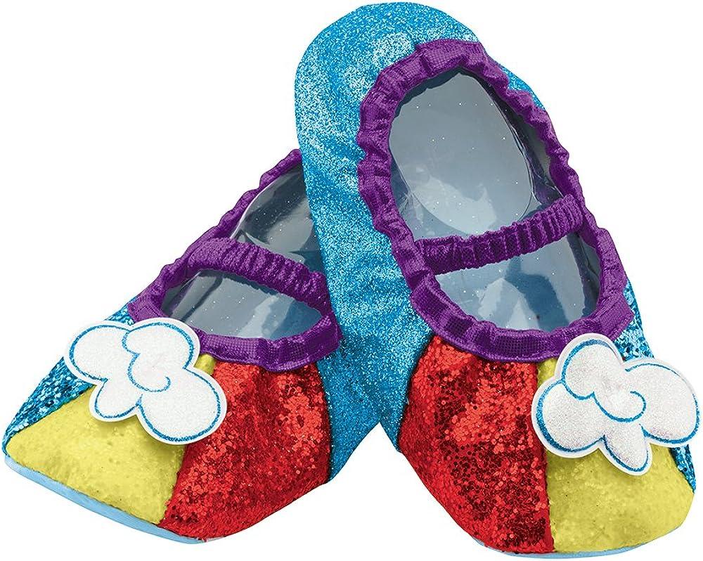 Rainbow Dash Child Slippers