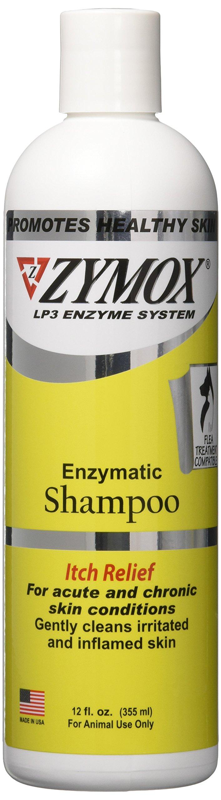 ZYMOX Enzymatic Shampoo, 12 oz