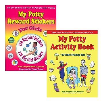 Amazon Com Potty Training Books Kit Best Toilet Training Reward