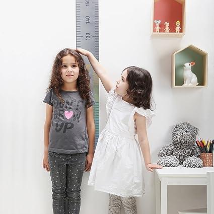 ShopAIS Grow Up Scratch Off Height Chart for Kids