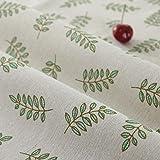 Bringsine Fashion Classic Rectangular Cotton Linen