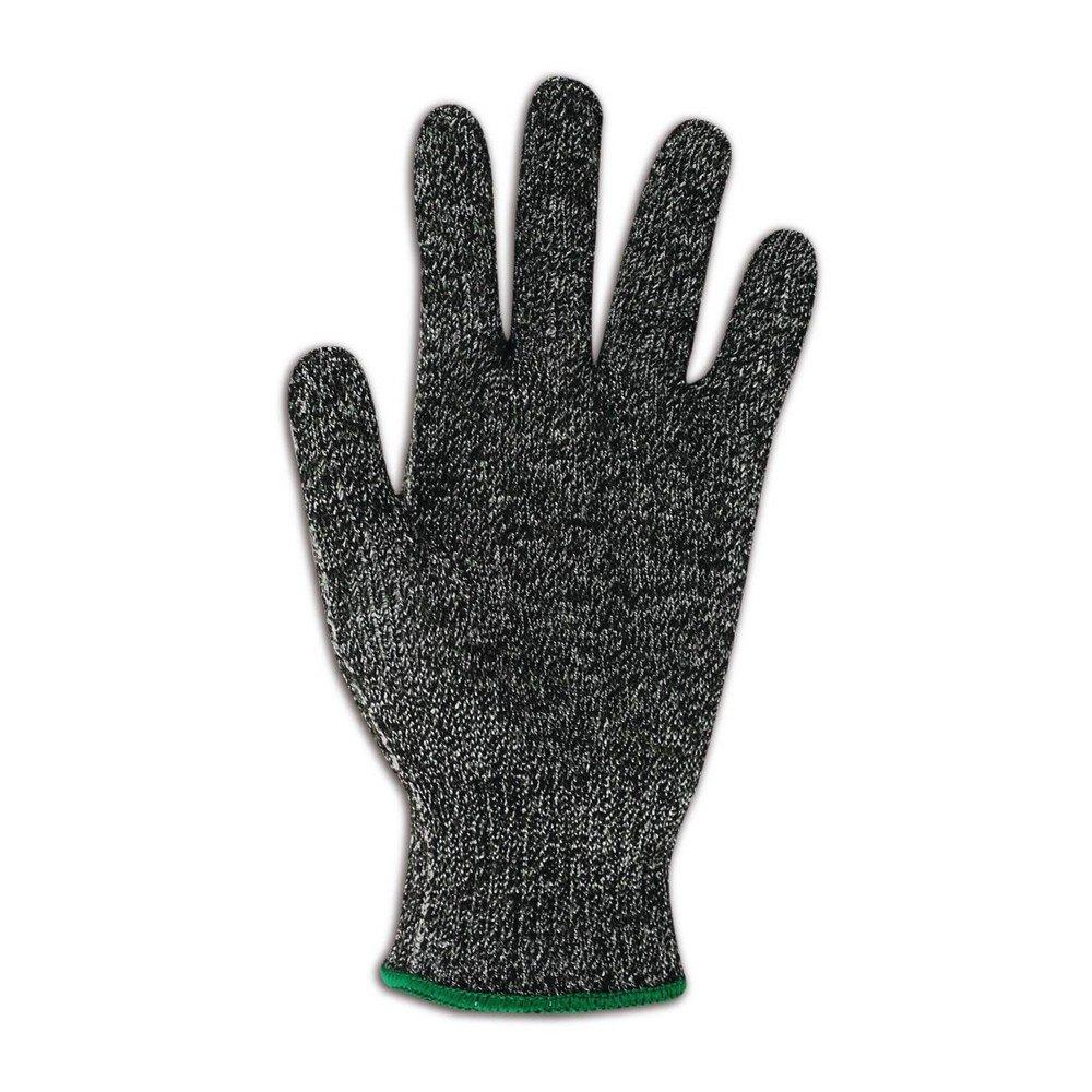 Magid Glove & Safety XKS210-10 Magid Cut Master XKS XKS210 High-Density Elasticized Gloves - Cut Level 4, 6, Black, 10 (Pack of 12) by Magid Glove & Safety (Image #2)