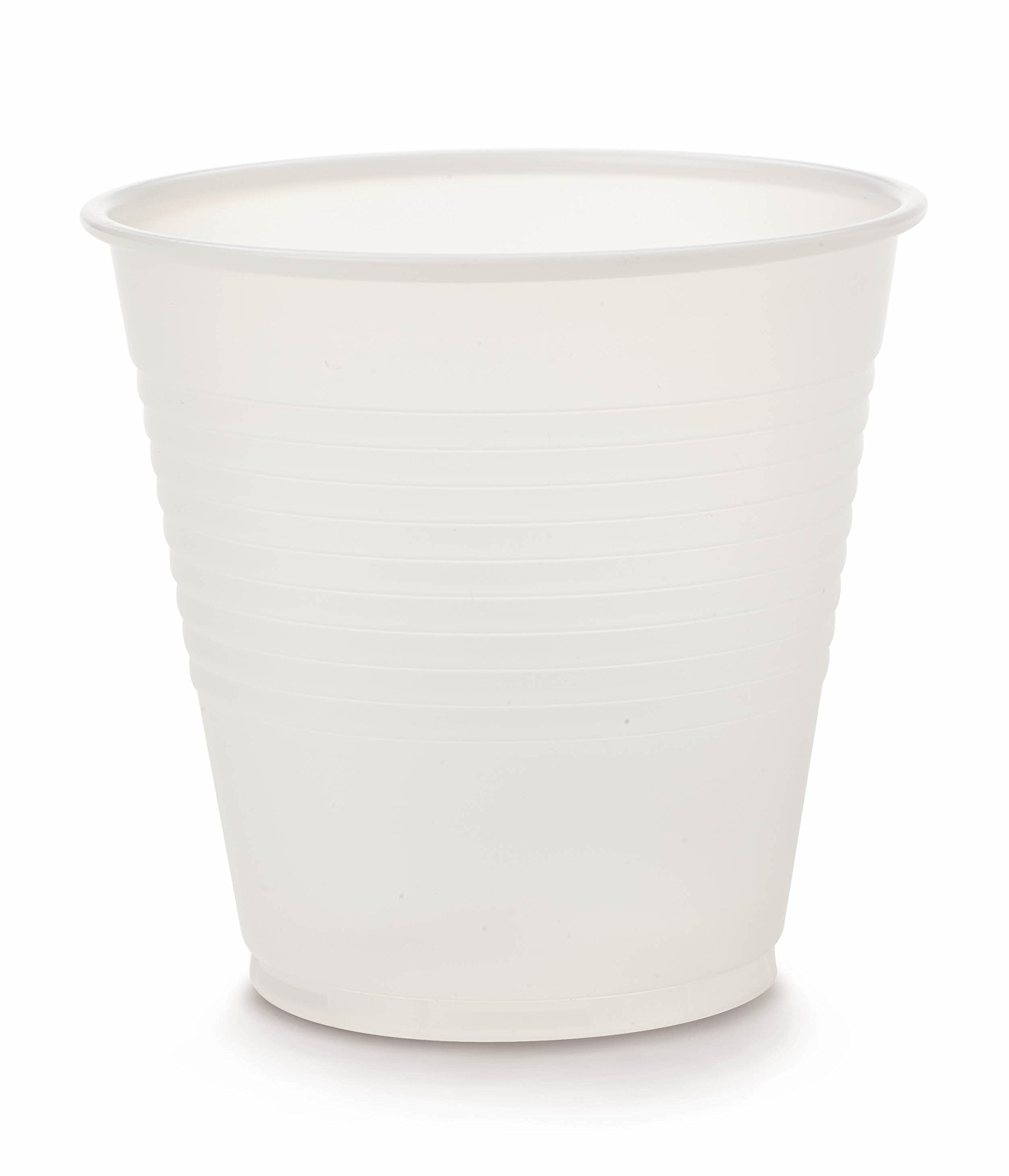 Medline NON03005 Disposable Cold Plastic Drinking Cup, 5 oz (Pack of 2500)