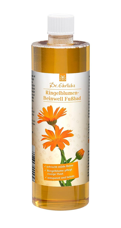 Dr. Ehrlichs Ringelblumen-Beinwell Fußbad - kühlende belebende Fußpflege Ehrlich Pharma GmbH
