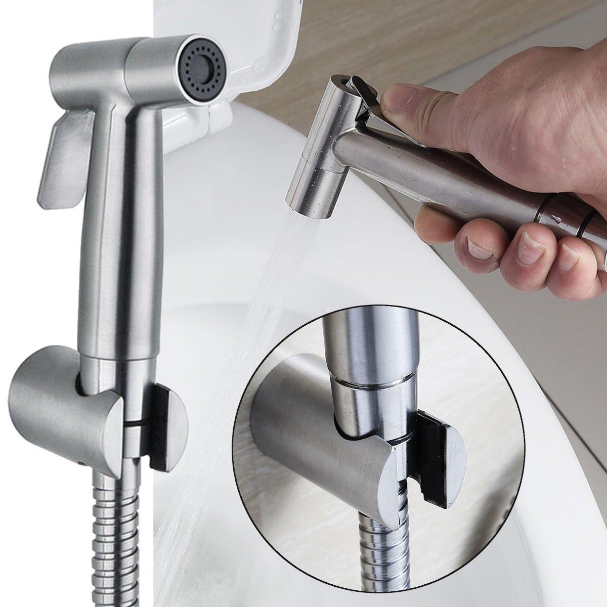 Amazon.com: Lavish Hosepipe – Juego de ducha de acero ...