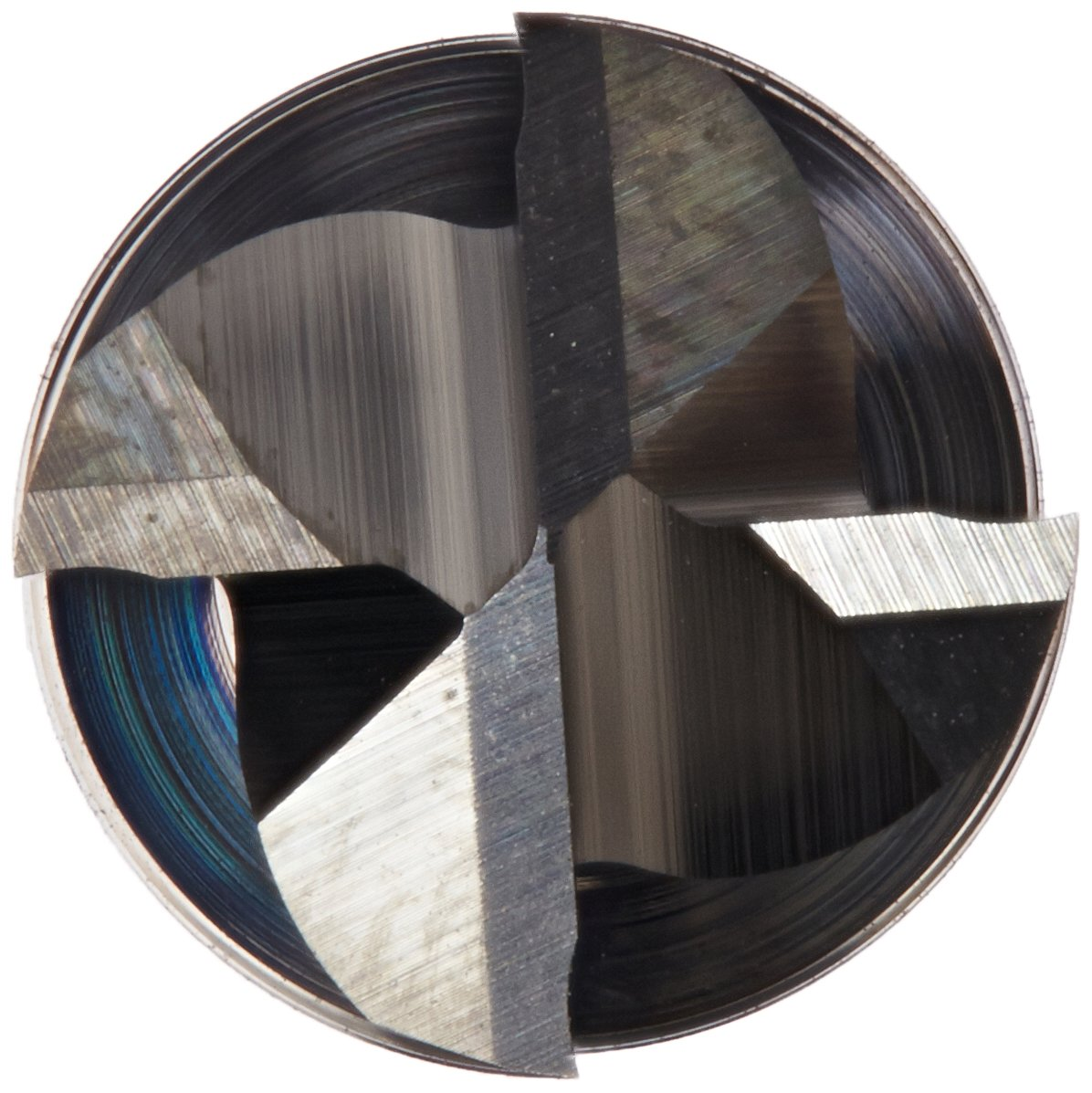 Kodiak Cutting Tools KCT136497 USA Made Solid Premium Carbide End Mill Long 3//8 Shank 3 Overall Length 3//8 Diameter 1-1//8 Length of Cut 4 Flute